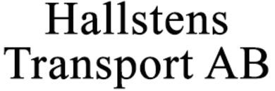 Hallstens Transport AB logo