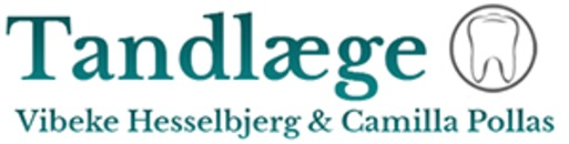 Tandlægerne Camilla Pollas og Vibeke Hesselbjerg logo