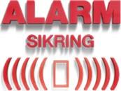 AlarmSikring logo
