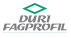 Duri Fagprofil AS logo