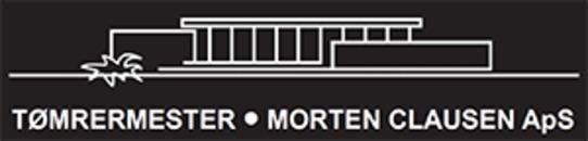 Tømrermester Morten Clausen ApS logo