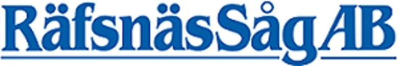Räfsnäs Såg AB logo