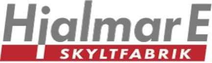 Hjalmar E AB logo