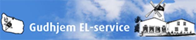 Gudhjem El-Service ApS logo