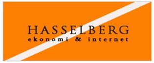 Hasselberg Ekonomi & Internet logo