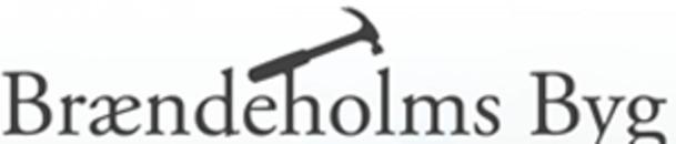 Brændeholms Byg logo