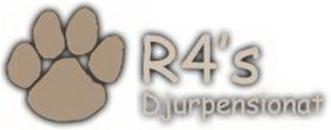 R4 Djurpensionat logo