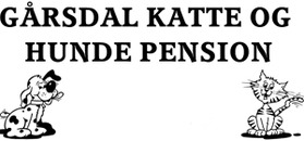 Gårsdal Katte & Hundepension logo
