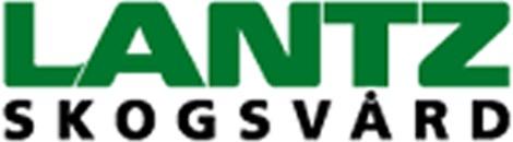 Lantz Skogsvård AB logo