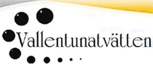Vallentunatvätten logo
