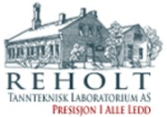Reholt Tannteknisk Laboratorium AS logo