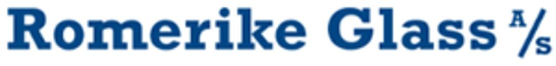 Romerike Glass A/S logo