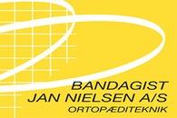 Bandagist Jan Nielsen A/S logo
