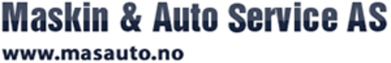 Maskin & Auto Service AS logo