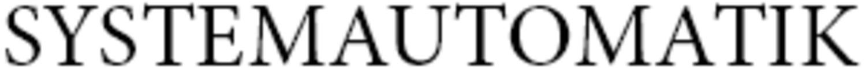 SYSTEMAUTOMATIK logo
