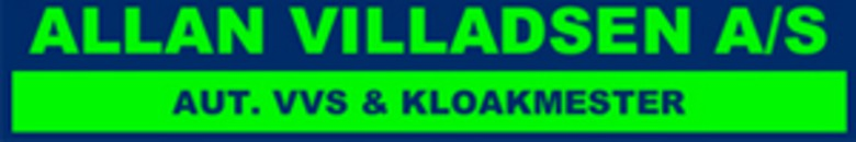 Allan Villadsen A/S logo