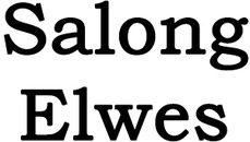Salong Elwes logo
