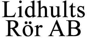 Lidhults Rör AB logo