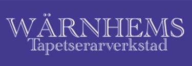 Wärnhems Tapetserareverkstad logo