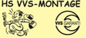 HS VVS-Montage ApS logo