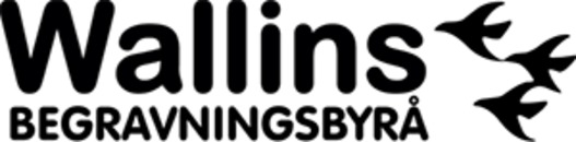 Wallins Begravningsbyrå logo