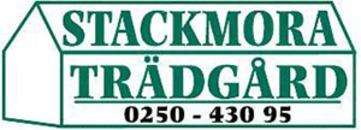 Stackmora Trädgård AB logo