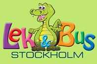 Lekobus Nacka logo