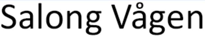 Salong Vågen logo