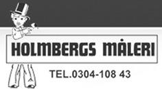 Holmbergs Måleri AB logo