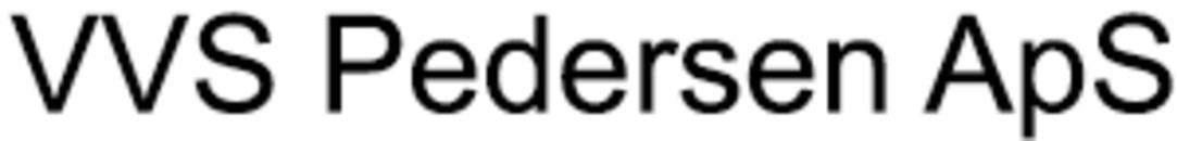 VVS Pedersen ApS logo
