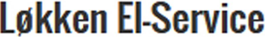 Løkken El-Service logo