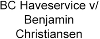 BC Haveservice v/ Benjamin Christiansen logo