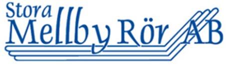 Stora Mellby Rör logo