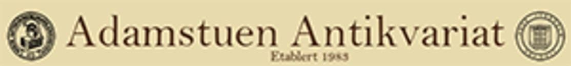 Adamstuen Antikvariat Eivind Bergmann logo