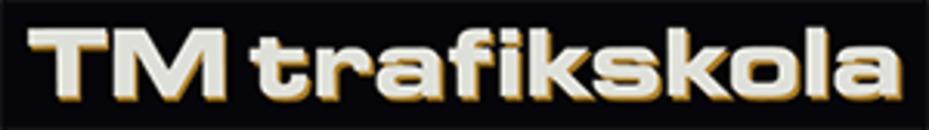 TM Trafikskola logo