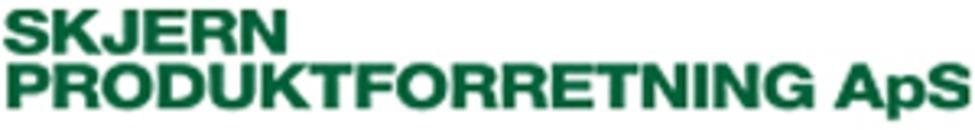 Skjern Produktforretning ApS logo