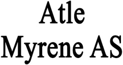 Atle Myrene AS logo