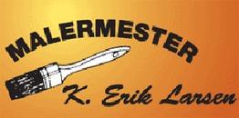 K. Erik Larsen logo