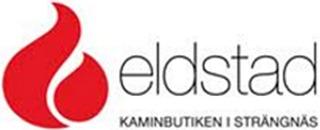 Eldstad Kaminbutiken i Strängnäs logo