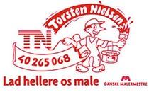 Torsten Nielsens Malerforretning logo