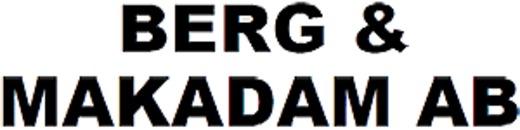 Berg & Makadam AB logo