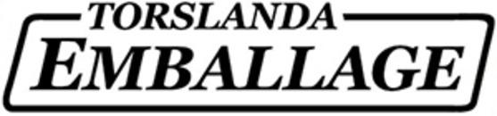 Torslanda Emballage AB logo