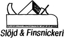 Slöjd o. Finsnickeri logo