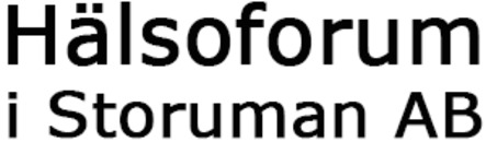 Hälsoforum I Storuman AB logo