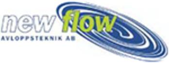New Flow Avloppsteknik AB logo