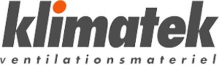 Klimatek Ventilationsmateriel A/S logo