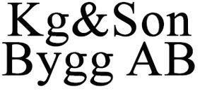 Kg&Son Bygg AB logo