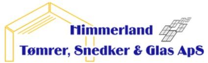 Himmerland Tømrer, Snedker & Glas ApS logo