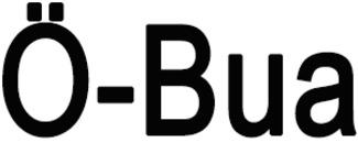 Ö-Bua logo