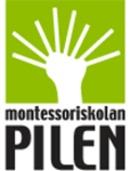 Pilens Montessoriskola logo
